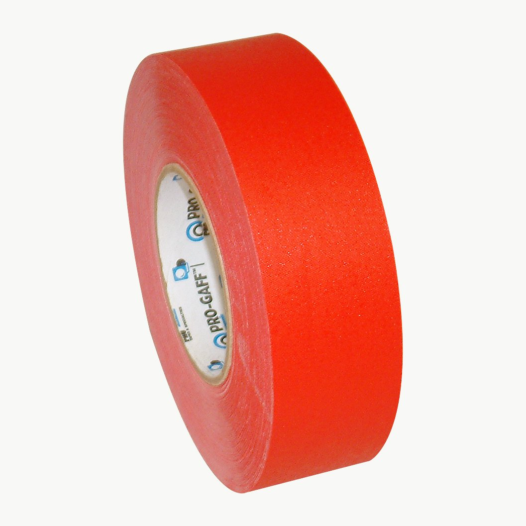 Nero x 55 yds. 1 in Pro Tapes Pro-Gaff Nastro Gaffers