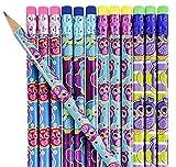 7.5'' OWL Pencil 24PCS/Unit 60/, Case of 30