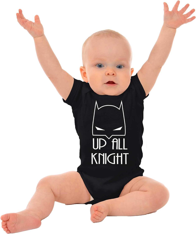 Wake In The Night Funny Comic Book Nerd Gift Infant Gerber Onesie Baby Bodysuit