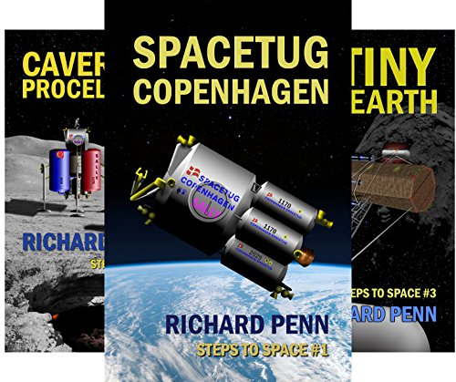 Steps to Space (3 Book Series)