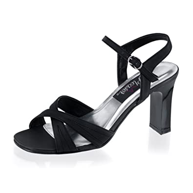 92e55eabb08 Summitfashions 3 1 4 Inch Womens Sexy Shoes Low Heel Shoes Square Heel  Ankle Strap