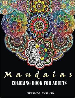 Mandala Coloring Book For Adults Mandala Coloring Book Bonus