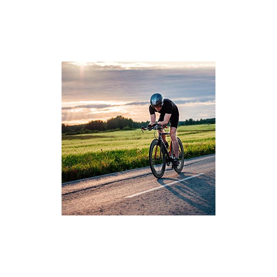 Men`s Triathlon Suit   Tri Suit   Short Sleeve   1 Pocket   Skinsuit Trisuit   Great Fit and Comfortable   German Designed
