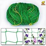 Strong Camel Trellis Netting Plant Support Net for Climbing Plants, Fruits Vine Vegetables Flowers and Veggie Trellis Net (6.6ft x 20ft)