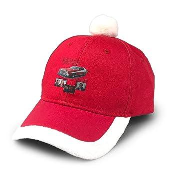 AHISHNF Gorra de béisbol de Papá Noel para niños y Adultos, para ...