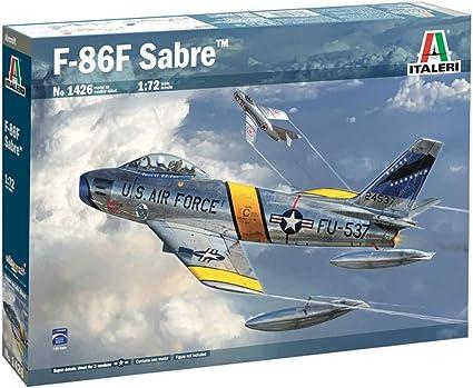 North American F-86 Sabre Model