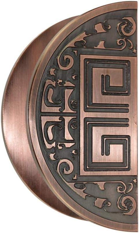 Manilla para puertas Manijas De Las Puertas Tiradores De Puerta Retro Del Tirador De La Puerta De Cristal De La Puerta De Madera De Mango De Metal Manija De La Puerta De Aluminio Del Espacio Manillone