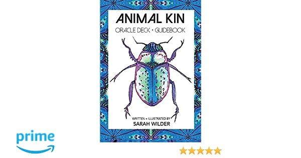 Animal Kin Oracle: Sarah Wilder: 9781401950958: Amazon com: Books