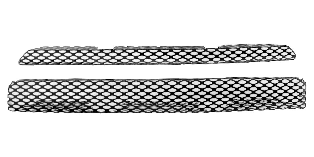 IPCW CWG-DS1307A0 Chrome//Dark Gray Replacement Grille