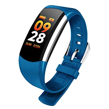 Fuibo Smart Watch, Smart Watch Pulsera Pulsera Fitness Deporte ...