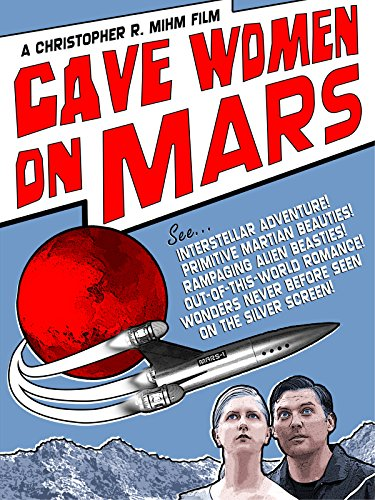 Cave Women on Mars -