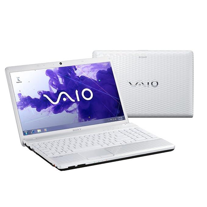 Sony VAIO EH3D0E/W - Ordenador portátil de 15.5
