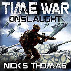 Time War: Onslaught Audiobook