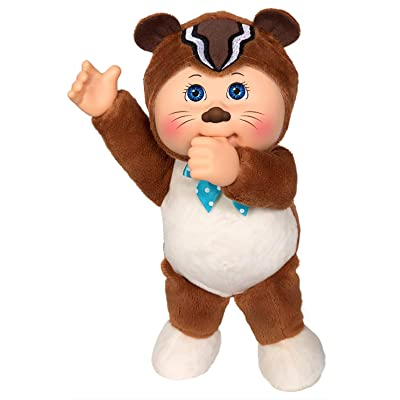 Cabbage Patch Woodland Friend Cuties Theo Chipmunk New for 2020: Toys & Games [5Bkhe0305664]