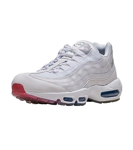 buy online d88cd 9e276 Nike NIKE747137 170-538416 009 Homme, Blanc (White Metallic Silver-Photo