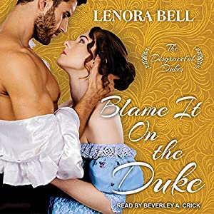 Blame It on the Duke Audiobook