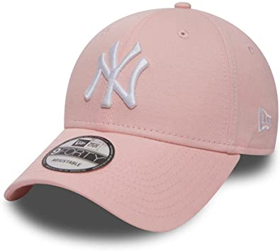 New Era 9FORTY, Gorra, Unisex Adulto, Rosa/Blanco, Talla Única ...