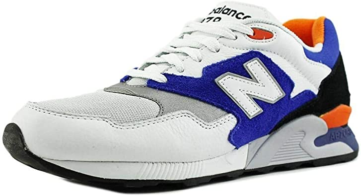 Zapatillas New Balance: ML878 Lifestyle AAB WH/BL/BK 11 USA/45 EUR: Amazon.es: Zapatos y complementos
