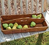 Park Designs Treenware Divided Tool 5.75 inches Height x 27 inches Width x 14.5 inches Depth Caddy