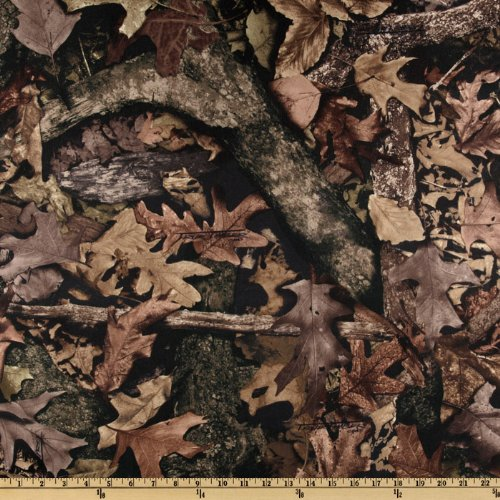 True Timber Outdoors Camouflage Harvest Denier Fabric By The Yard (Truetimber Camo)