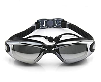 F&C Corrective Nearsighted Prescription Swim Goggles