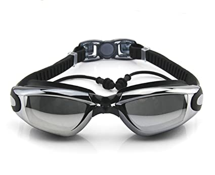 b24281ff9b New Corrective Nearsighted Swimming Goggles(Prescription 2.0-8.0 Diopters) with  Ear Plug Connect