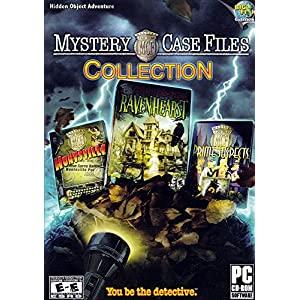Mystery Case files Collection (Ravenhearst Prime suspects Huntsville)