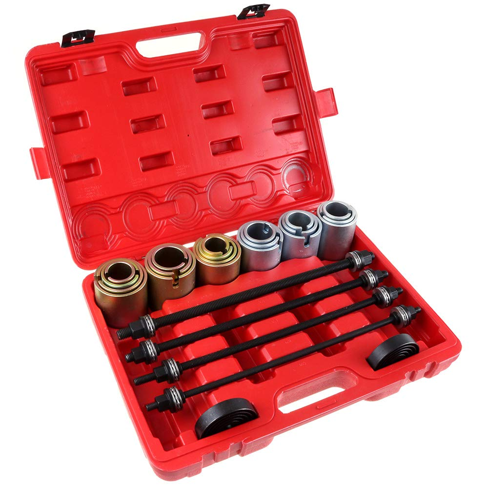 OCPTY Universal Press Pull Sleeve Remove Install Bushes Bearings Tool Replacement Fit LCV HGV Cars
