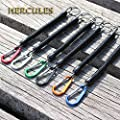 Hercules Fishing Lanyards Boating Kayak Camping M1 Safety Fishing Ropes Secure Pliers Lip Grips Tackle Tools