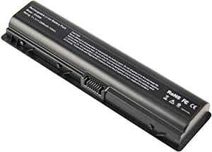 New DV2000 Laptop Battery for Hp Pavilion DV2100 DV2500 DV6000 DV6700 Series P/N's: 441425-001 446506-001 446507-001 HSTNN-DB42 452057-001 hstnn-c17c 417066-001 441611-001