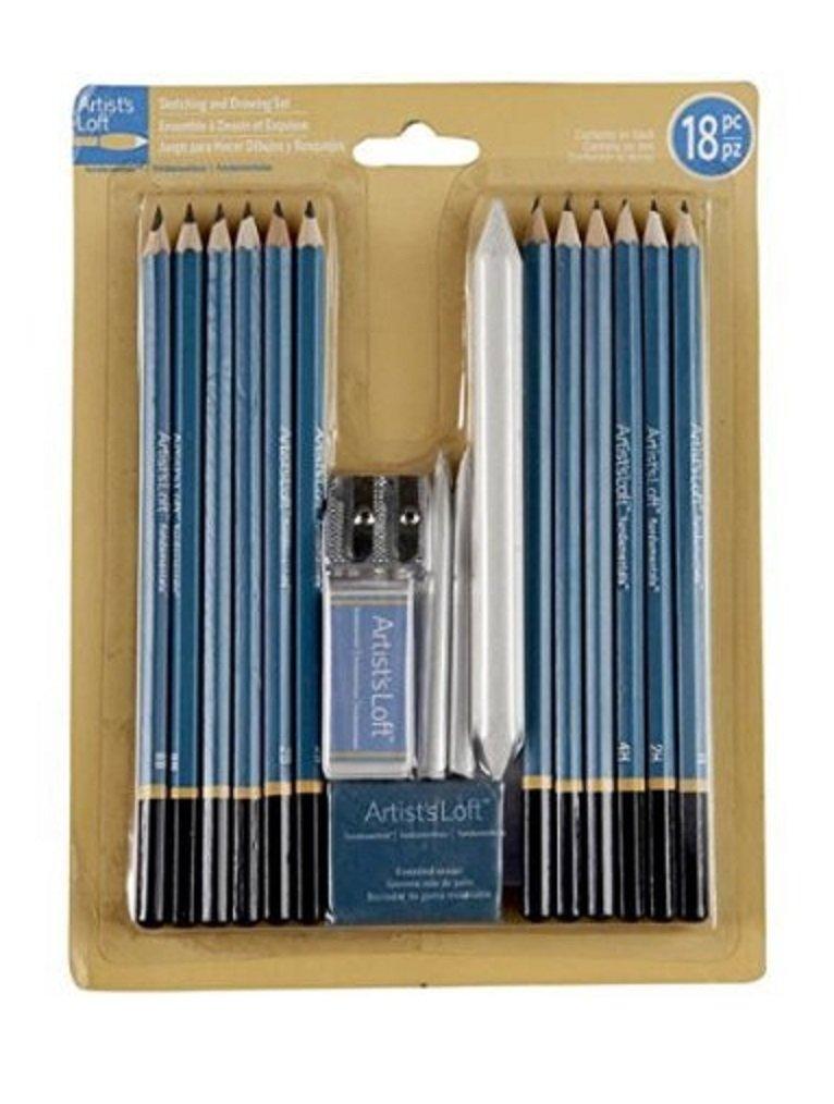 Artist Loft: Amazon.com: Artist's Loft Fundamentals Drawing Pad Spiral