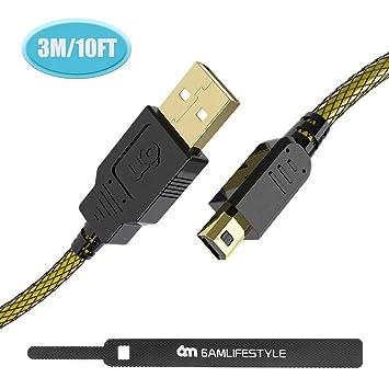 6 amlifestyle de alta velocidad premium USB datos Sync ...
