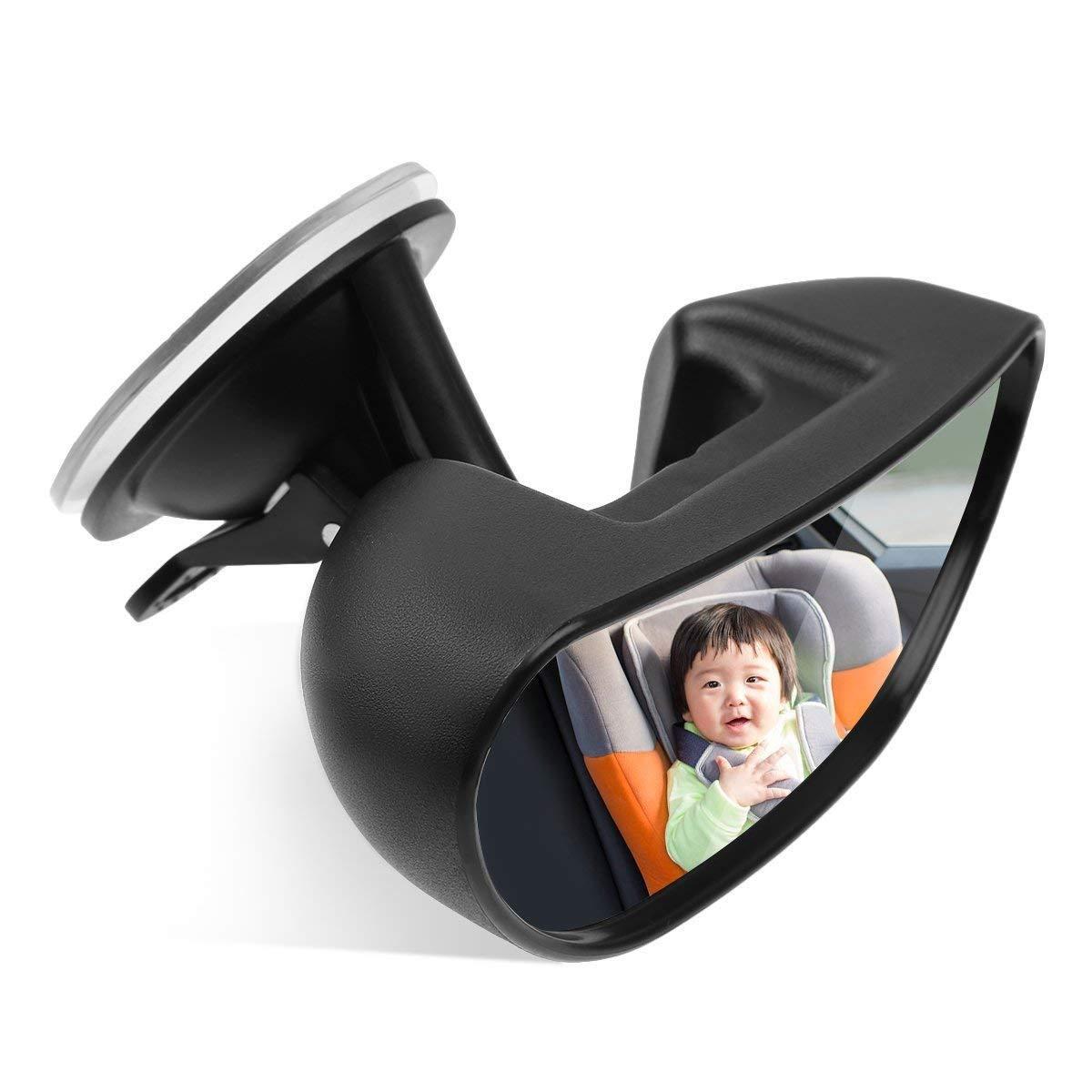 DIVISTAR Espejo retrovisor para Coche Espejo retrovisor de Seguridad Ajustable para beb/és Espejo retrovisor para beb/é 5.78 2.16