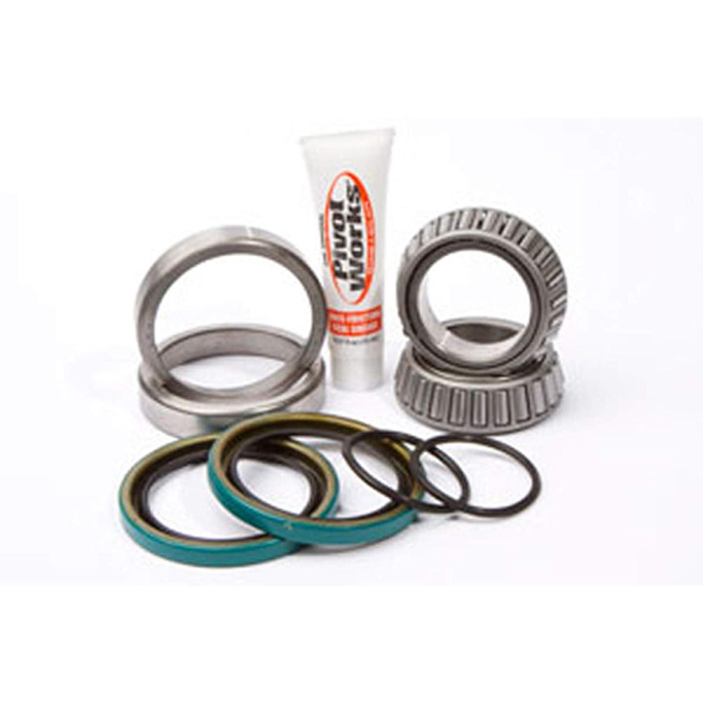 Wheel Seal//Bearing Kit For 2007 Polaris Scrambler 500 4x4~Pivot Works