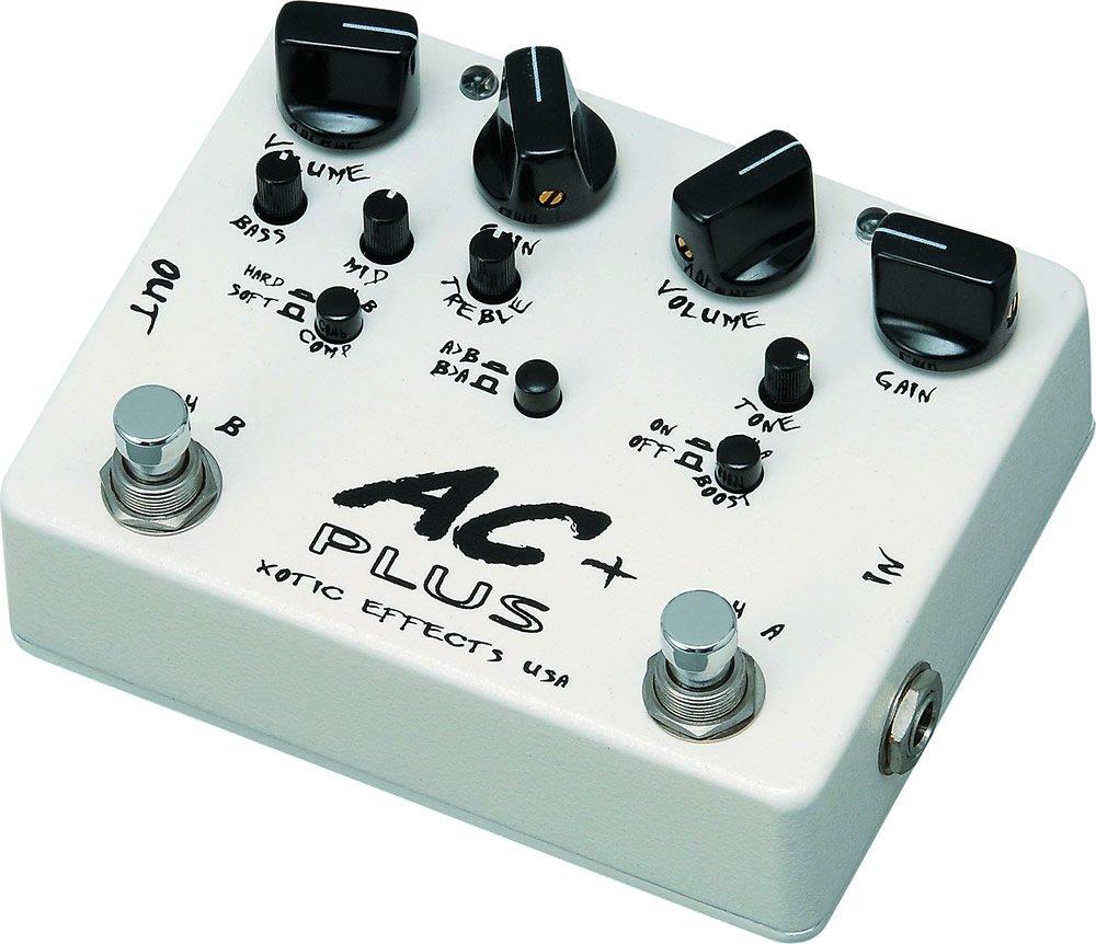 Xotic エキゾチック エフェクター オーバードライブ AC Plus 【国内正規品】 B0039RS86O