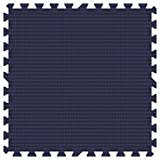 NAVY BLUE 24 in. x 24 in. Comfortable Mat (100 sq.ft. / Case)