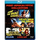 Post-Apocalyptic Collection (1990: The Bronx Warriors / Escape From The Bronx / The New Barbarians) [Blu-ray]