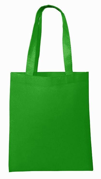Amazon.com: 500 Bags - Box Deal of Non-Woven Reusable ...