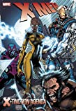 img - for X-Men: X-Tinction Agenda book / textbook / text book
