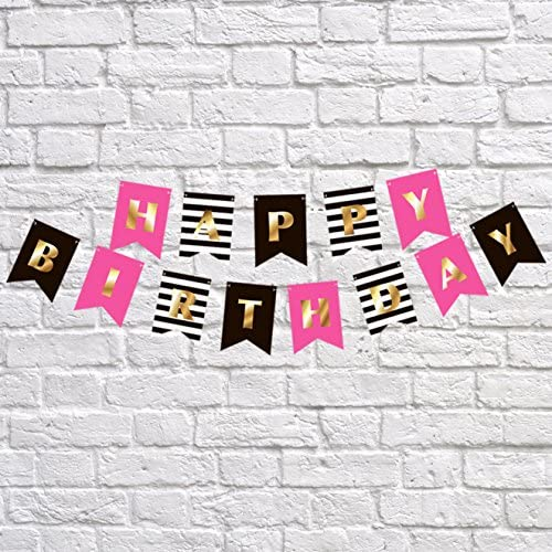 Premium Birthday Decorations Bunting Inspired product image