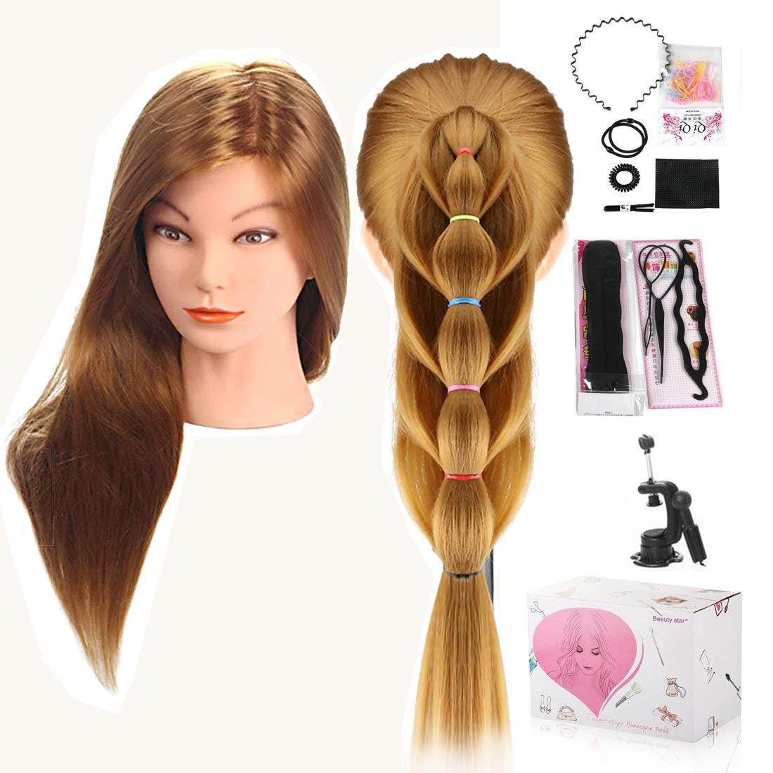dress - World ideal stylish wigs video