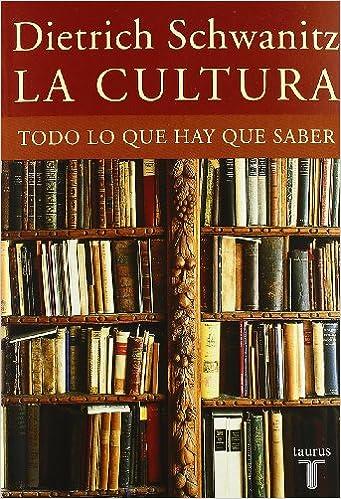Pack el Juego de La Cultura: Amazon.es: Schwartz, Dietrich: Libros