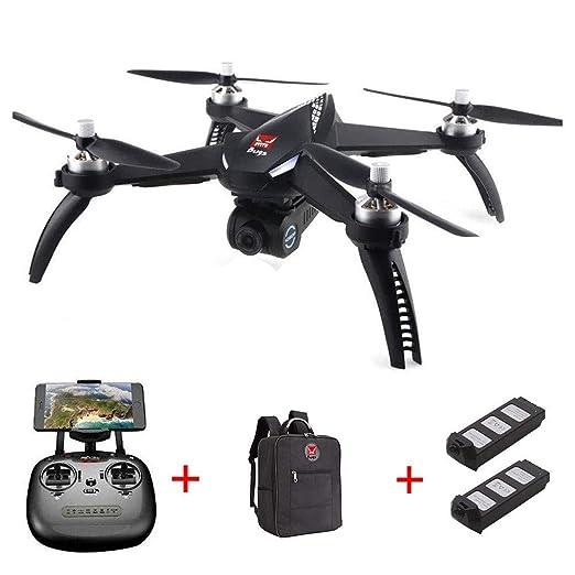 QYLT GPS Drone, 5G WiFi FPV RC, 1080P HD Cámara Vídeo 90 ° Gran ...