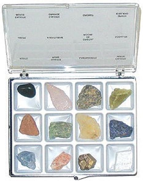 boite a bijoux pour pierres minerales