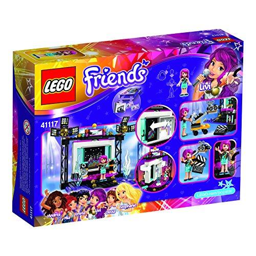 Lego friends set pop star estudio de televisi n - Lego friends casa de livi ...