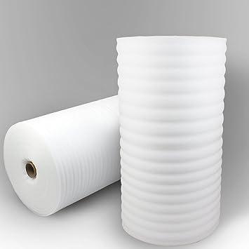 100 M² aislamiento acústico 3 mm Espuma de polietileno pantalla aislamiento para suelos laminados: Amazon.es: Bricolaje y herramientas