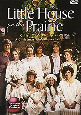 Little House on the Prairie: Christmas at Plum Creek / A Christmas They Never Forgot (Melissa Littles)