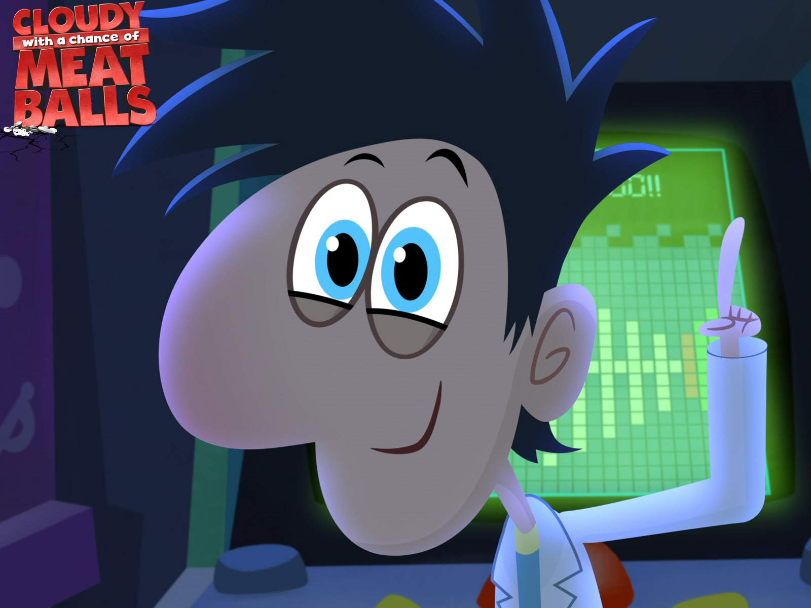 Watch Cloudy With A Chance Of Meatballs Season 2 Prime Video