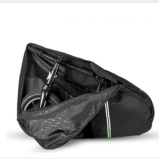 Ciclo de la bicicleta Mochila impermeable Bicicleta plegable bolsa ...