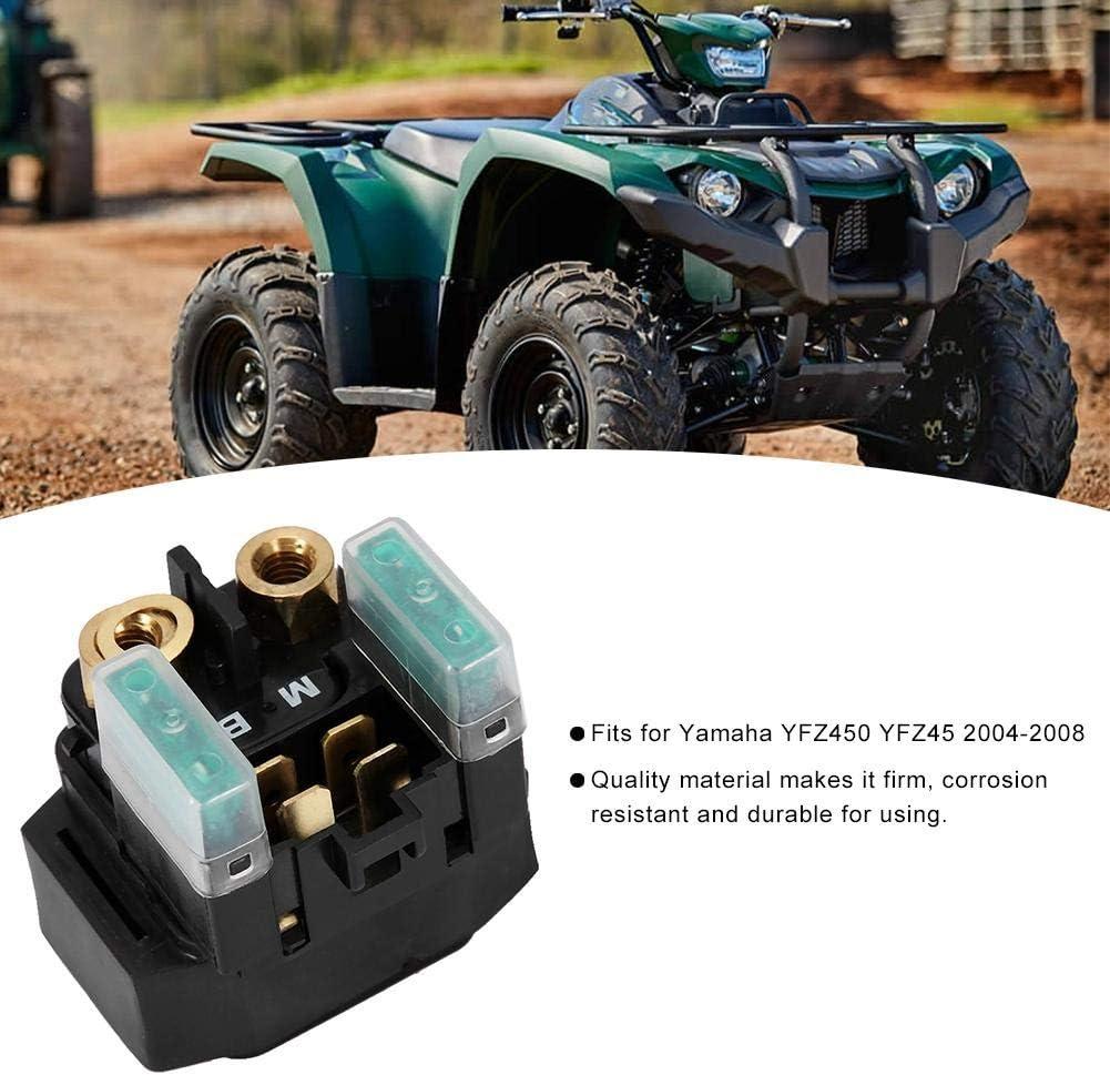 Starter Solenoid Relay For Yamaha All-terrain ATV YFZ450 YFZ45 2004-2008 Parts